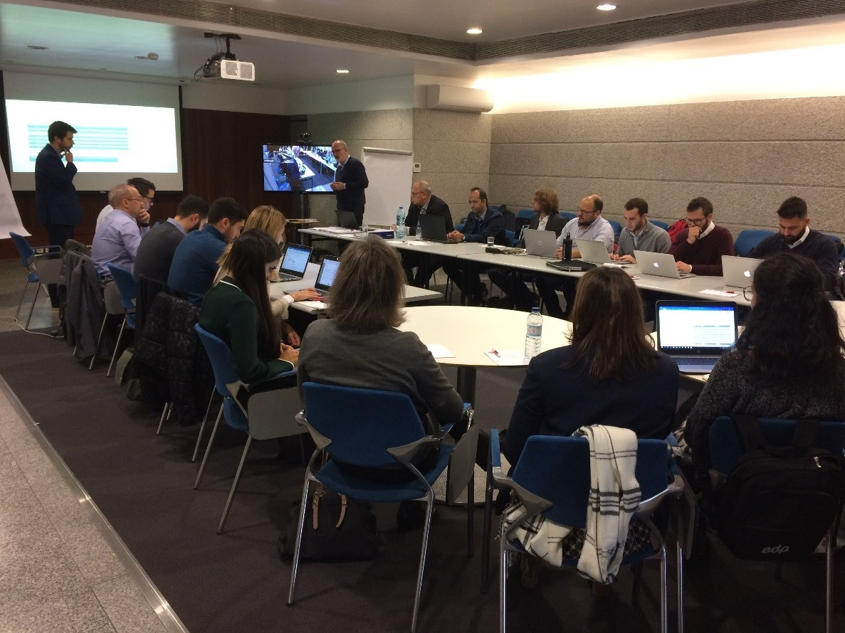 General Data Protection Regulation Workshop in Lisbon, Portugal November 2018