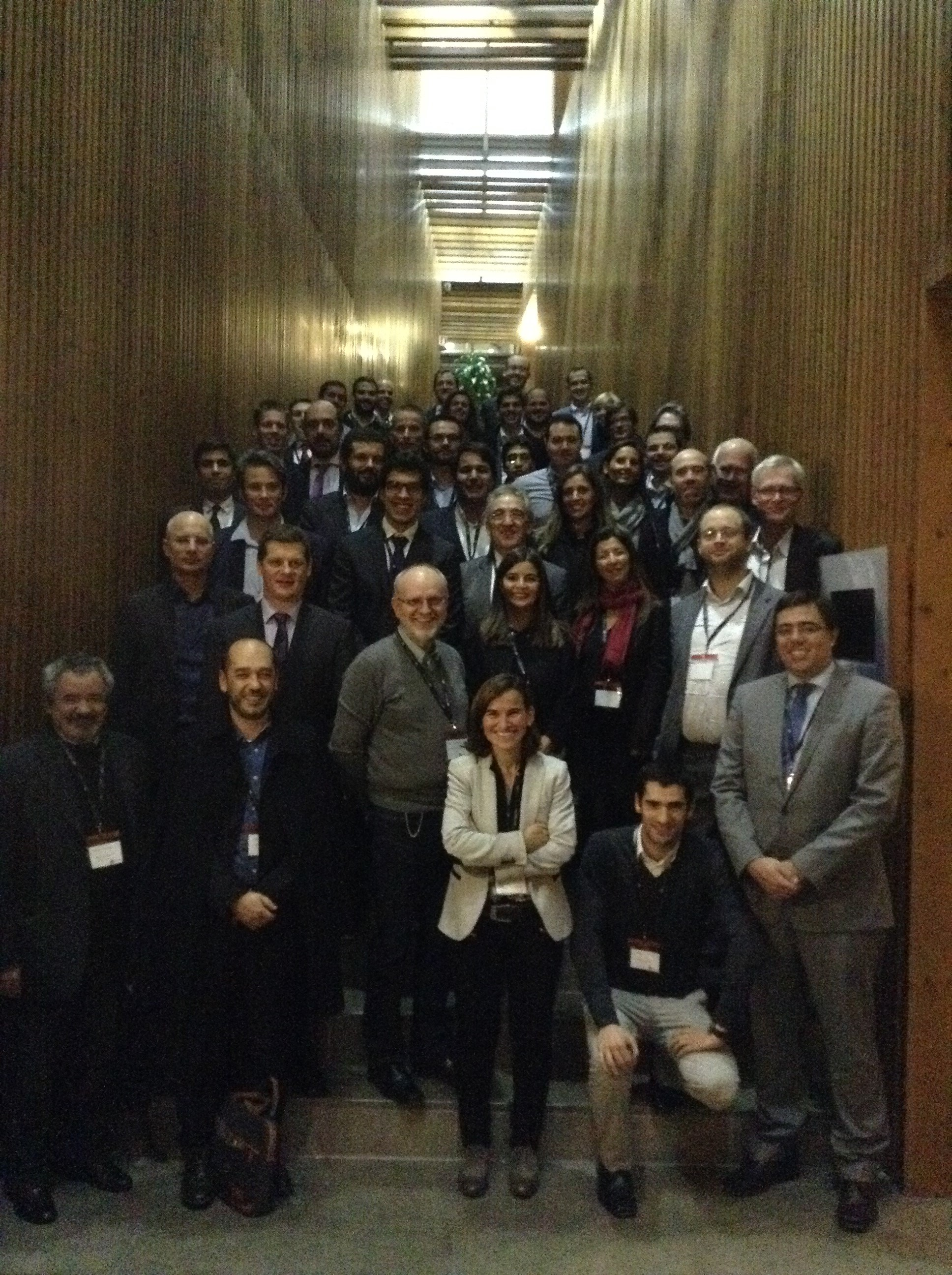 InteGrid, a 15M€ H2020 project on Low Carbon Energy, had its kick-off meeting in Lisbon (Portugal) on January 12th 2017.